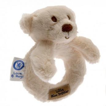 FC Chelsea plyšové chrastítko Baby Rattle Hugs