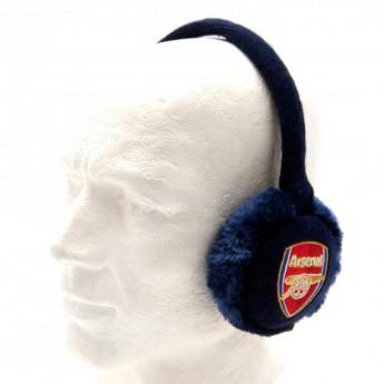 FC Arsenal klapky na uši Ear Muffs Navy