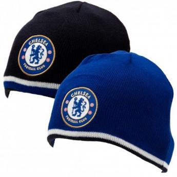 FC Chelsea zimní kulich Reversible Knitted