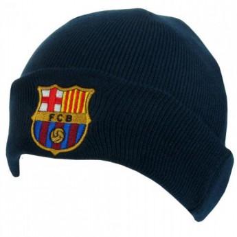 FC Barcelona zimní kulich Knitted TU NV