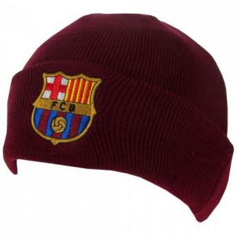 FC Barcelona zimní kulich Knitted TU CL