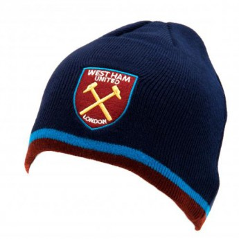 West Ham United zimní kulich Knitted TP