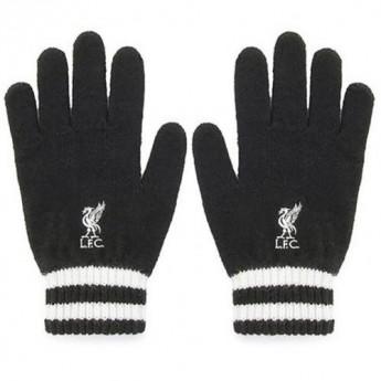 FC Liverpool pánské rukavice Knitted Gloves Adult