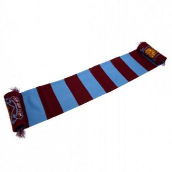 West Ham United zimní šála Bar Scarf CT