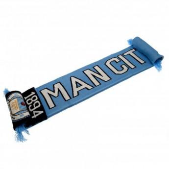 Manchester City zimní šála Scarf NR