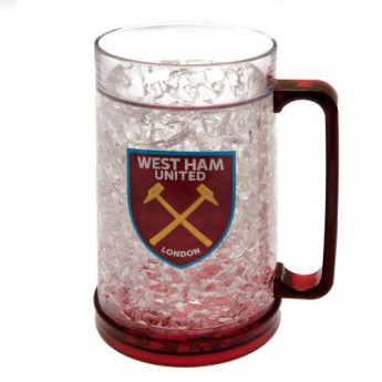 West Ham United chladič nápojů Freezer Mug
