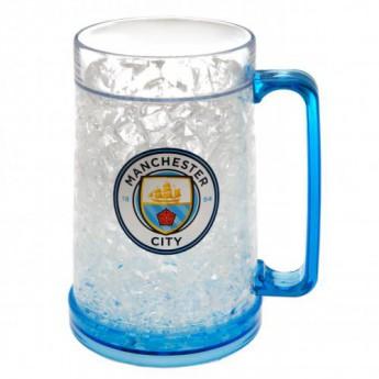Manchester City chladič nápojů Freezer Mug