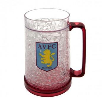 Aston Villa chladič nápojů Freezer Mug