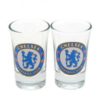 FC Chelsea panák štamprle 2pk Shot Glass Set