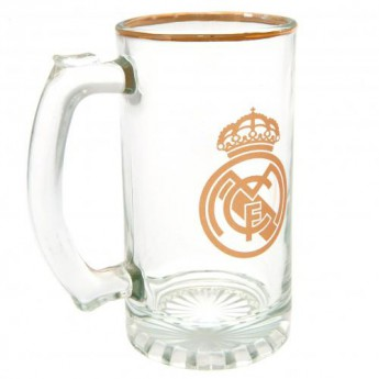 Real Madrid sklenice Stein Glass Tankard