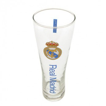 Real Madrid sklenice Tall Beer Glass