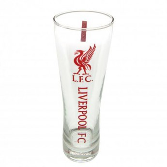 FC Liverpool sklenice Tall Beer Glass