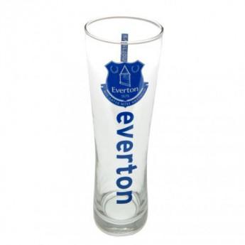 FC Everton sklenice Tall Beer Glass