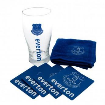 FC Everton barový set Mini Bar Set