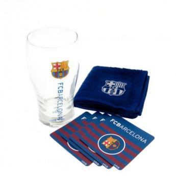 FC Barcelona barový set Mini Bar Set