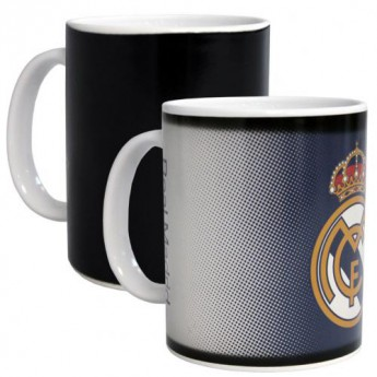 Real Madrid hrníček Heat Changing Mug