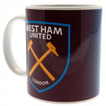 West Ham United hrníček Mug HT