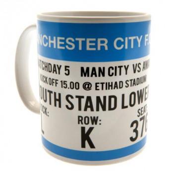 Manchester City hrníček Mug MD
