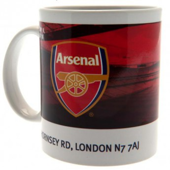 FC Arsenal hrníček Mug SC