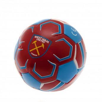 West Ham United měkký míč 4 inch Soft Ball
