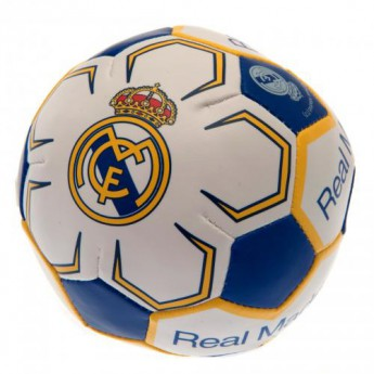 Real Madrid měkký míč 4 inch Soft Ball