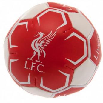 FC Liverpool měkký míč 4 inch Soft Ball