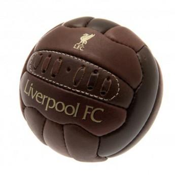 FC Liverpool miniaturní fotbalový míč Retro Heritage Mini Ball