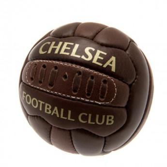 FC Chelsea miniaturní fotbalový míč Retro Heritage Mini Ball