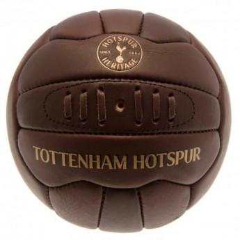 Tottenham Hotspur fotbalový míč Retro Heritage Football