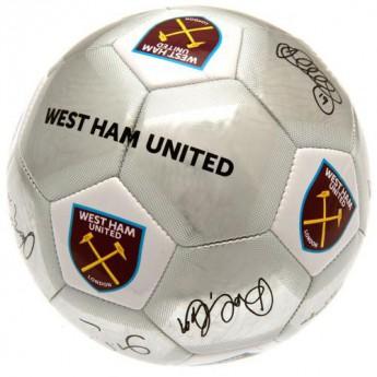 West Ham United podepsaný míč Football Signature SV