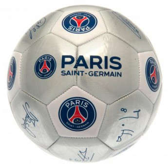 Paris Saint German podepsaný míč Football Signature SV