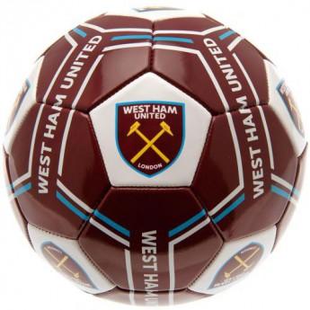 West Ham United fotbalový míč Football SP
