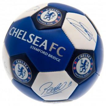 FC Chelsea fotbalový míč Nuskin Football Size 3