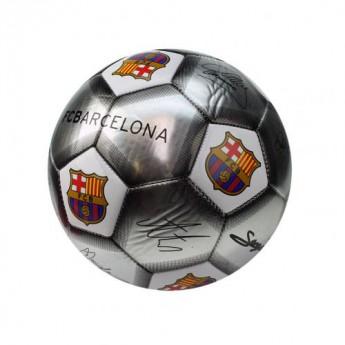 FC Barcelona podepsaný míč Mini Ball Signature SV