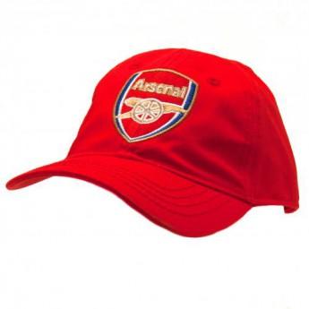 FC Arsenal dětská čepice baseballová kšiltovka Infant Cap Red