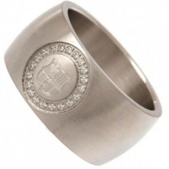 FC Barcelona prsten Stone Set Ring Medium
