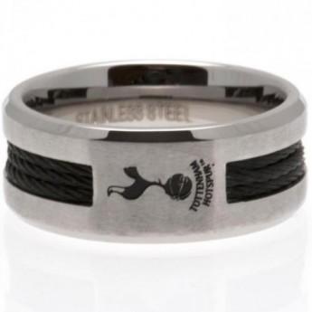 Tottenham Hotspur prsten Black Inlay Large