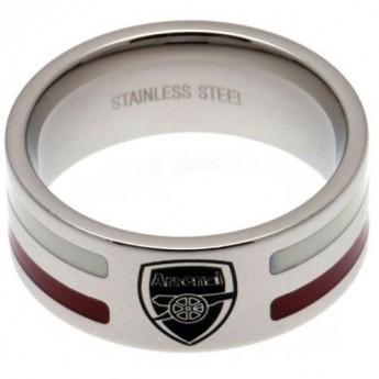 FC Arsenal prsten Colour Stripe Ring Small