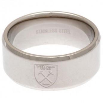 West Ham United prsten Band Medium