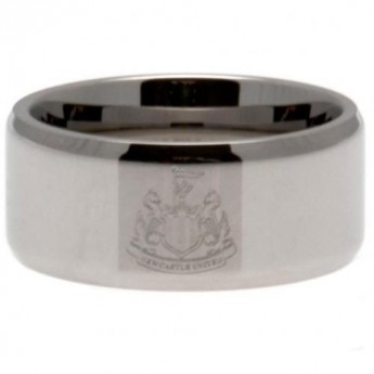 Newcastle United prsten Band Medium