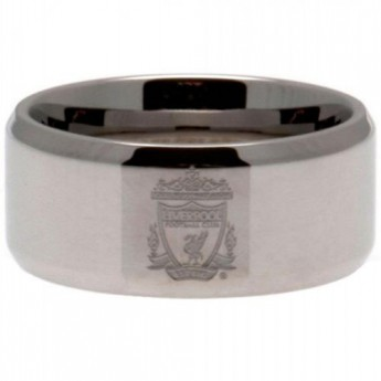 FC Liverpool prsten Band Medium