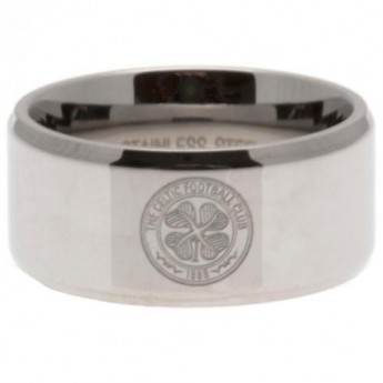 FC Celtic prsten Band Large