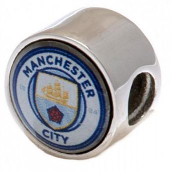 Manchester City korálek na náramek Bracelet Charm Crest