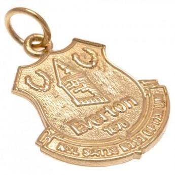FC Everton zlatý přívěšek 9ct Gold Pendant