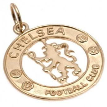 FC Chelsea zlatý přívěšek 9ct Gold Pendant