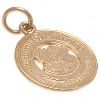 FC Celtic zlatý přívěšek 9ct Gold Pendant