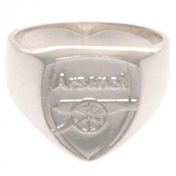 FC Arsenal prsten Sterling Silver Ring Large