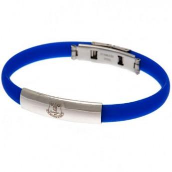 FC Everton silikonový náramek Colour Silicone Bracelet