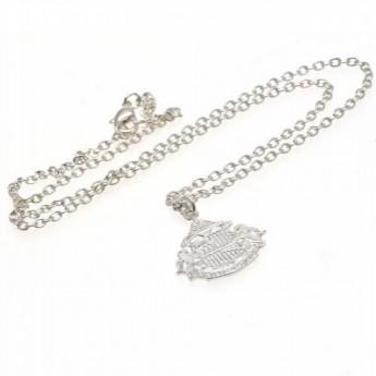 Sunderland řetízek na krk s přívěškem Silver Plated Pendant & Chain