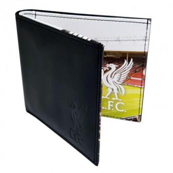 FC Liverpool kožená peněženka Panoramic Wallet